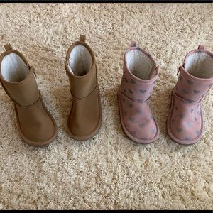 Size 9 kids gap boots